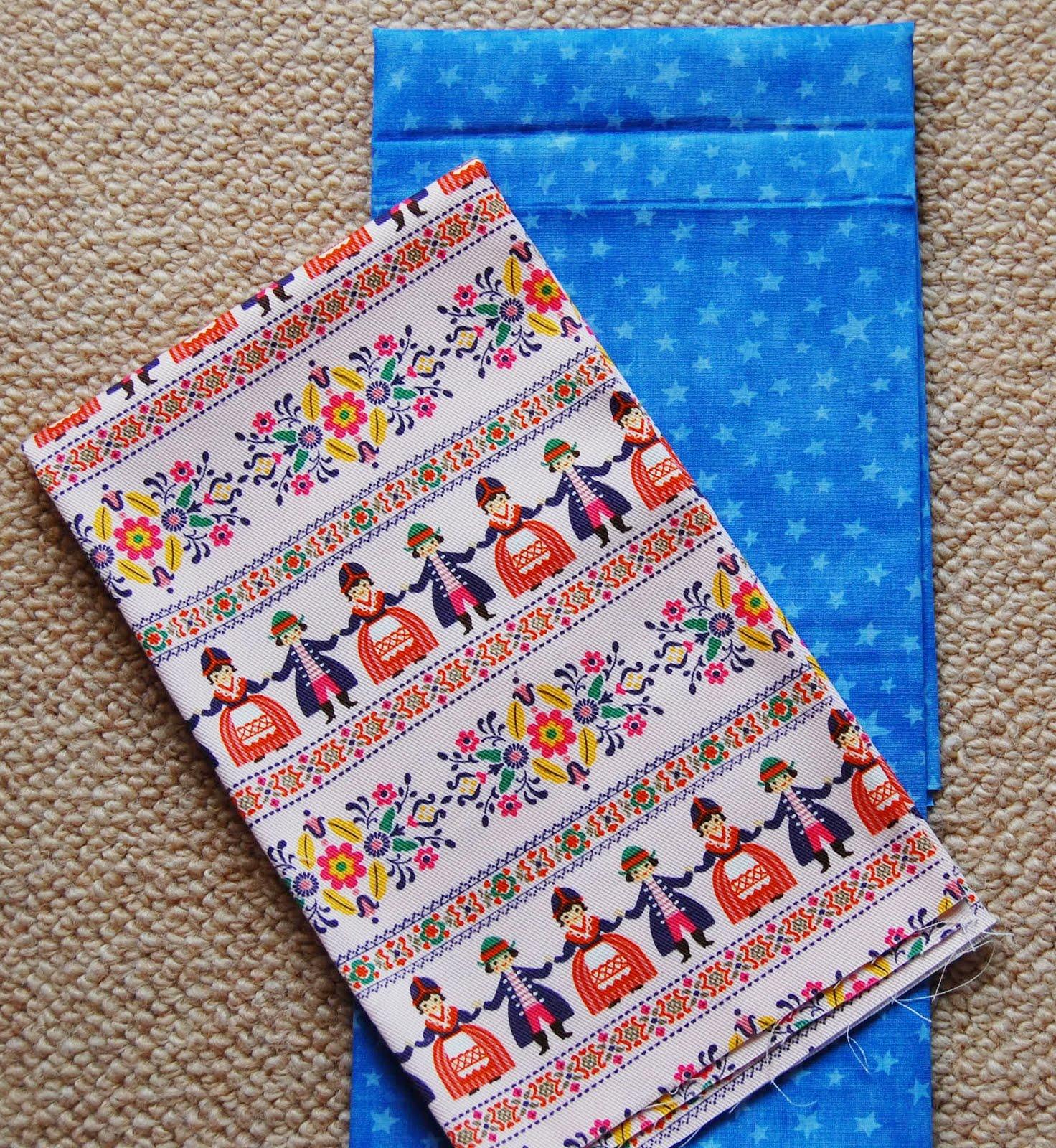 Mybotang fabric scrap series cards - Fabrics Japanese Cotton And Moda