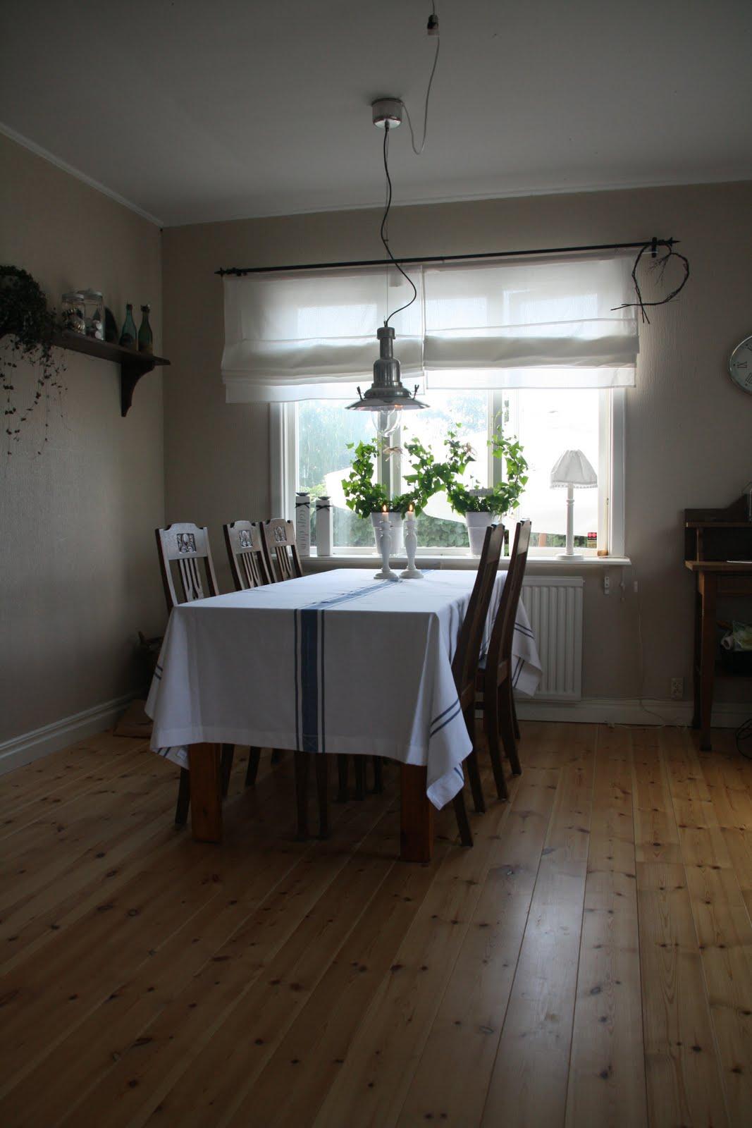 Gula Koket : Nea i det gula huset Lite nygammalt till koket!