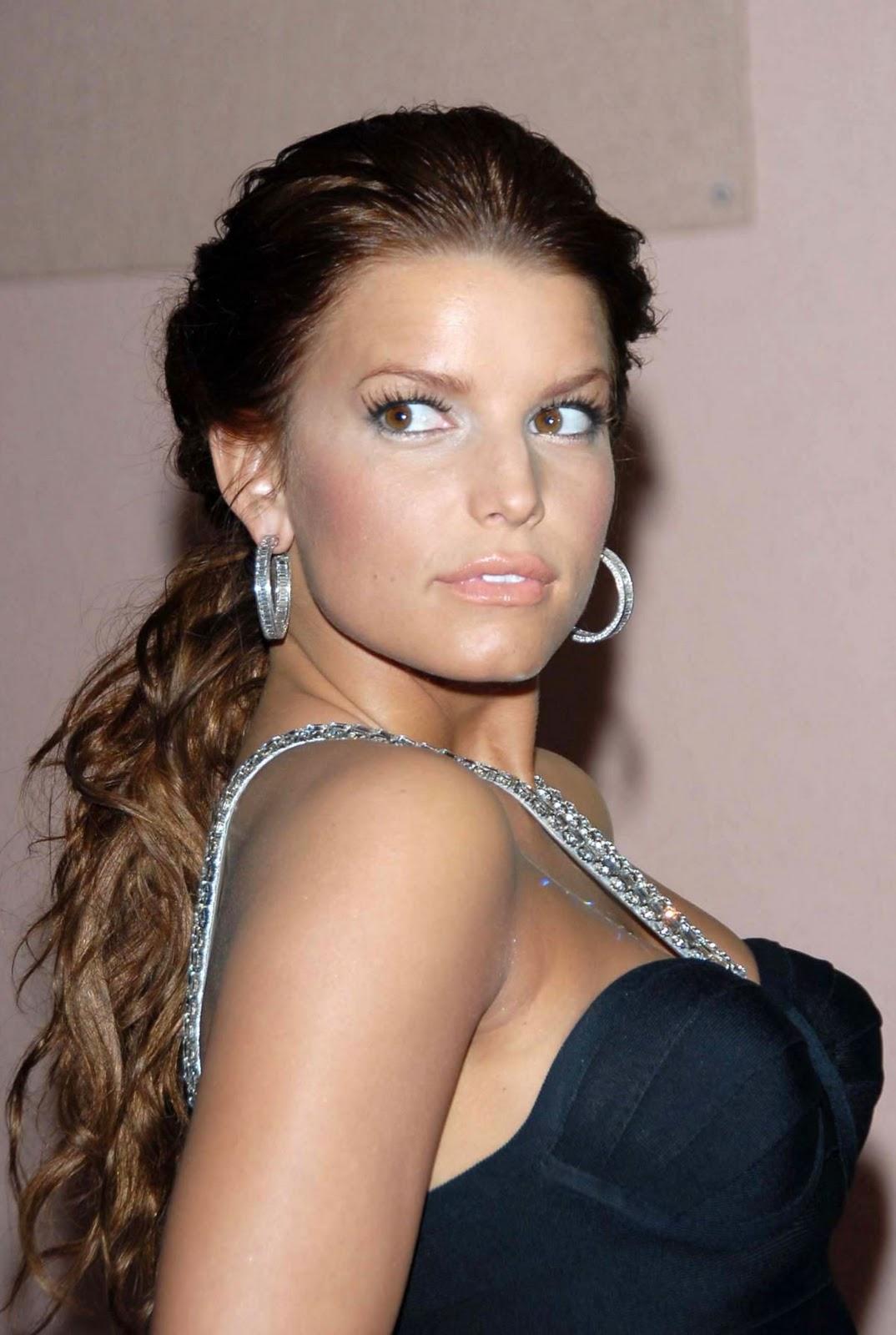 Top Model Bugil Jessica Simpson Amazing Breast