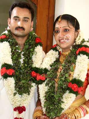 Actressmallus Wedding Nithya Das