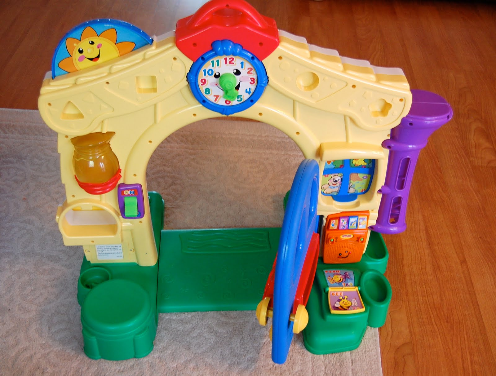 Buy Our Stuff Fisher Price Laugh And Learn House 20 Sold