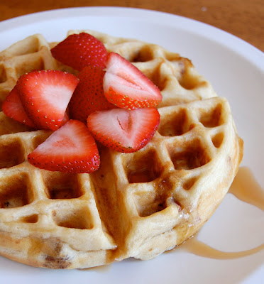 Chef Mommy: Brown Sugar Bacon Waffles