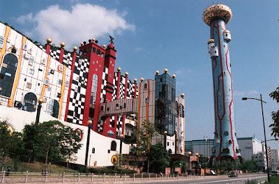 Maishima Termovalorizzatore Osaka