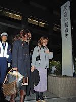poliziotti giapponesi travestiti