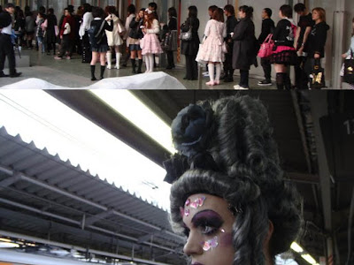 Reporte de Versailles en Tokio
