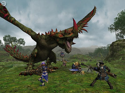 Top Japón: Monster Hunter Freedom 3 convulsiona las listas japonesas