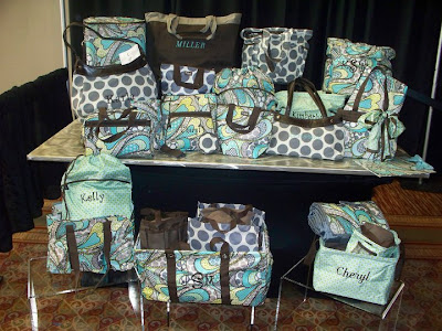 Hardin Happenings: Thirty One's New Fall and Winter 2010 Products!