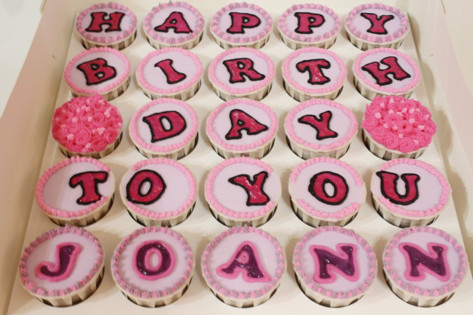 happy birthday joann Lil'bite Bakery: Happy Birthday To You Joann! happy birthday joann