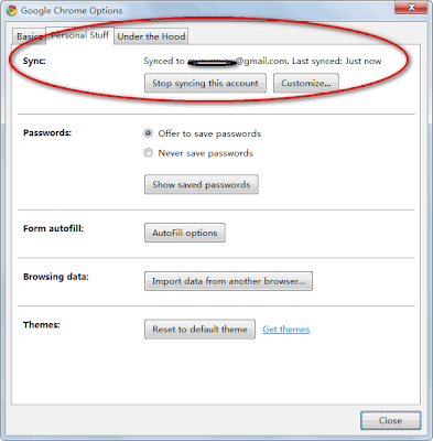 how to send a link by email in google chrome