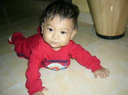 Adik saya Ammar