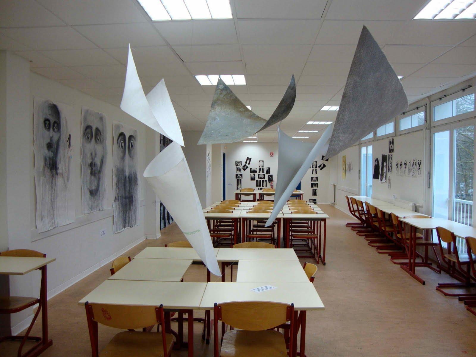 Arts plastiques / lycée en forêt / montargis