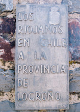 Riojanos en Chili
