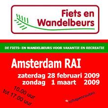Fiets- en wandelbeurs 2009
