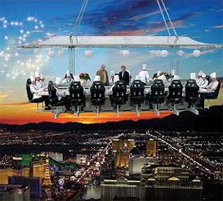 Dinner in the Sky Las Vegas