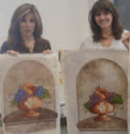 Dix Hills Mural Class