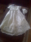 Hierloom Christening Gown
