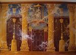 Plaster Fresco Mural