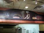 Gafe Gio Restaurant Mural