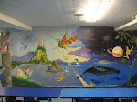 St Elizabeth Seton School Mural