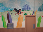 school mural
