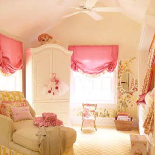 All things tickled pink pink and green good in every room for Interior design bedroom pink