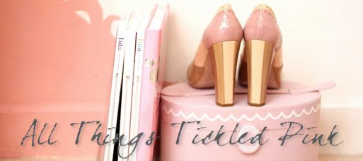 All Things Tickled Pink