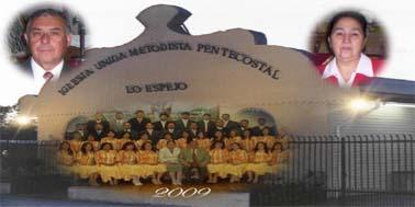 Iglesia Unida Metodista Pentecostal Lo Espejo