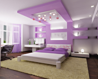 Interior Decorating Design Bedroom