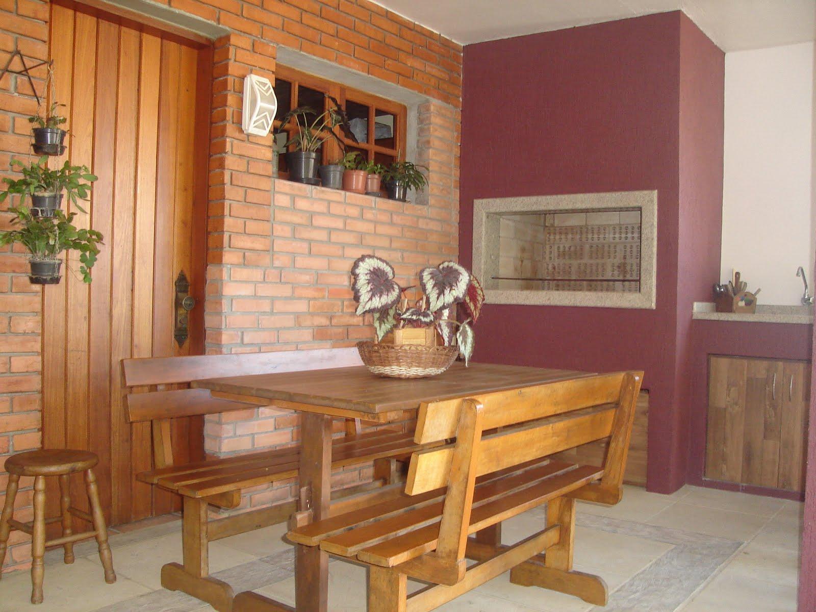 #C47107 CASA E CORES: PROJETO DE ÁREA EXTERNA COM CHURRASQUEIRA 1600x1200 px Projeto Cozinha Externa Com Churrasqueira_4203 Imagens