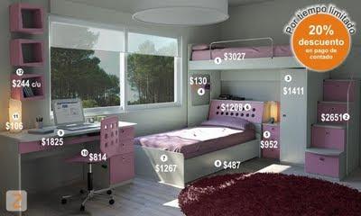Dormitorios infantiles recamaras para bebes y ni os for Dormitorios de diseno italiano