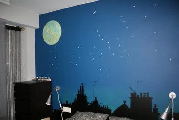 Dormitorios infantiles recamaras para bebes y ni os el for Dibujos para el techo de mi cuarto