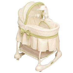 Dormitorios infantiles recamaras para bebes y ni os cuna - Moises clasicos para bebes ...