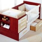 Dormitorios infantiles recamaras para bebes y ni os cunas for Recamaras infantiles economicas