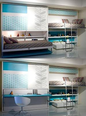 Dormitorios infantiles recamaras para bebes y ni os cama plegables dormitorio infantil juvenil - Camas plegables para ninos ...