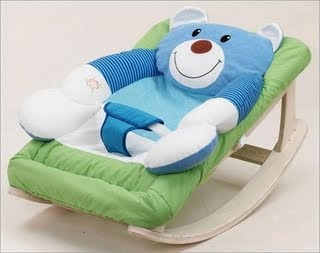 Dormitorios infantiles recamaras para bebes y ni os silla for Silla bebe 6 meses