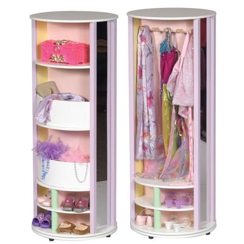 Interior home design dress up caraousel closet armario - Organizador armarios ...
