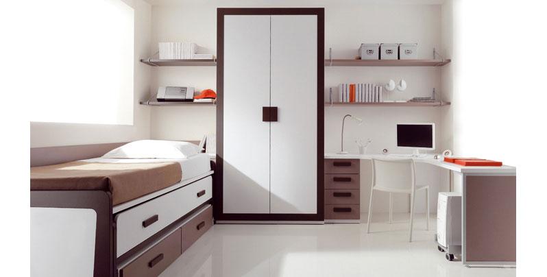 Dormitorios infantiles recamaras para bebes y ni os jjp muebles infantiles transformables - Muebles modernos para habitaciones ...