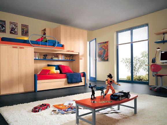 Dormitorios infantiles recamaras para bebes y ni os - Dormitorios infantiles ninos ...