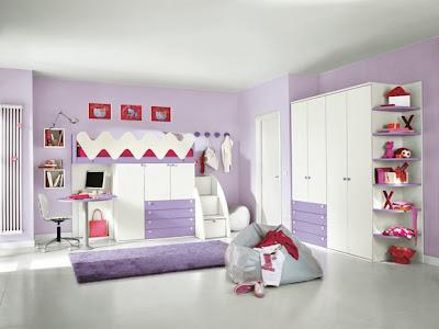 Dormitorios infantiles recamaras para bebes y ni os - Dormitorios bebes nina ...