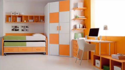 Dormitorios infantiles recamaras para bebes y ni os for Dormitorios minimalistas pequenos