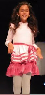MODA INFANTIL PERUANA EN PASARELA
