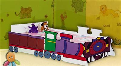camas infantiles tematicas para nios
