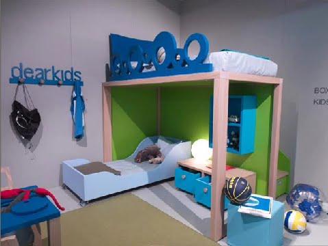 Dormitorios infantiles recamaras para bebes y ni os - Cuartos infantiles nino ...
