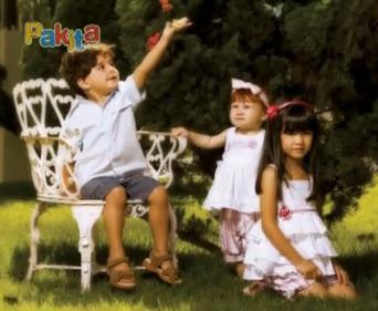 COLECCION DE ROPA DE BEBES NIÑOS Y NIÑAS