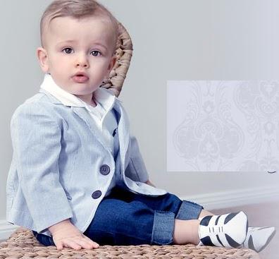 Calzado para bebes baby couture moda infantil ropa para - Ropa bebe nino 0 meses ...