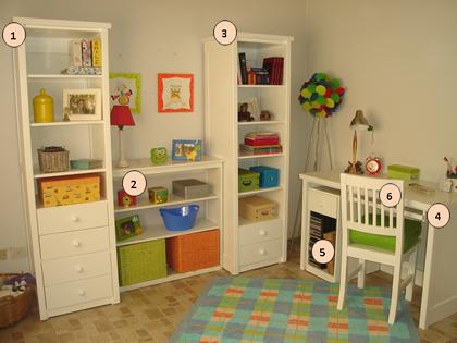 Dormitorios infantiles recamaras para bebes y ni os cunas - Muebles dormitorios infantiles ...