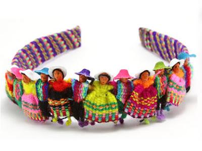 ACCESORIOS INFANTILES ETNICOS MODA PERUANA