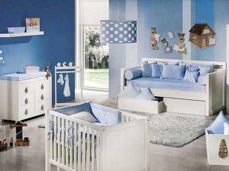 Dormitorios infantiles recamaras para bebes y ni os - Dormitorio para ninas ...
