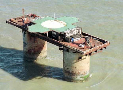 Smallest Country Sealand