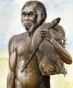 Zaman Berburu dan meramu makanan